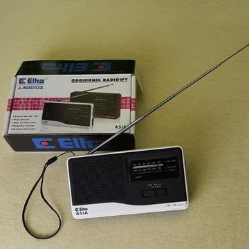 "ELTRA ""ASIA"" -  Odbiornik radiowy MONO, model 810"