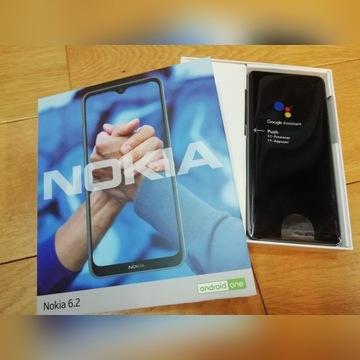Smartfon Nokia 6.2 4/64GB nowa