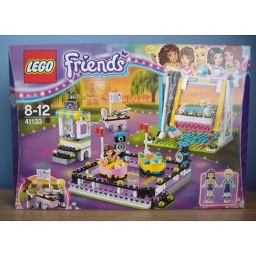 LEGO FRIENDS 41133 AUTKA W PARKU ROZRYWKI