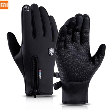 Zimowe rękawiczki rekawice termiczne morsowanie !!