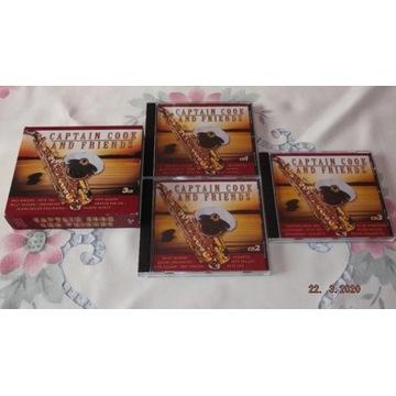 Album - 3 x CD - CAPTAIN COOK