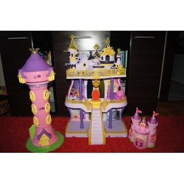 Zamek pony,wieża,gratis-kucyki filly