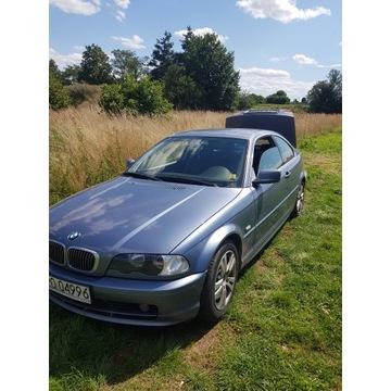 BMW E46 325 coupe