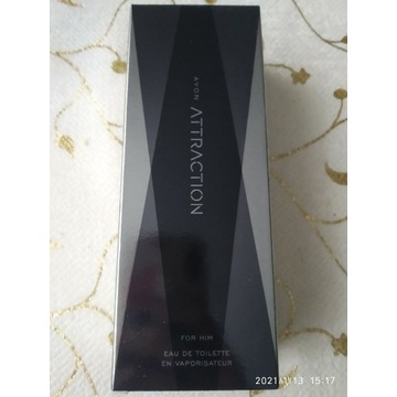 Avon Attraction męskie 75 ml