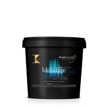 Rozjaśniacz K-TIME BLONDAGE 1kg Niebieski ITALY