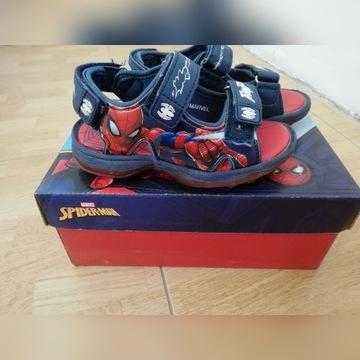 Sandały CCC r. 25 Spider-Man