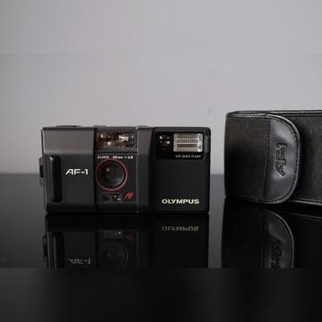 Aparat Olympus AF-1 35mm 2.8 super stan