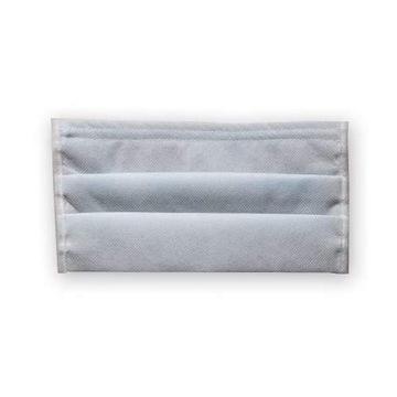 Maseczki Wielokrotnego użytku biała op. 10szt