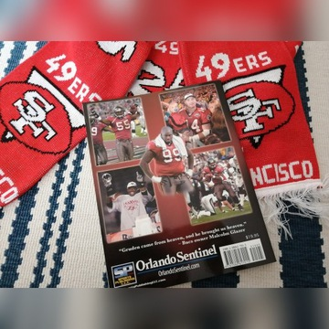 Orlando Sentinel, football , NFL , SAN FRANCISCO