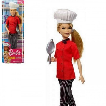 Lalka Barbie szef kuchni You can be anything Matte
