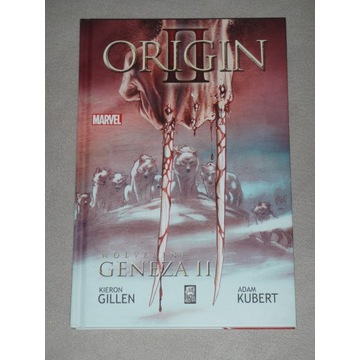 WOLVERINE Origin II Marvel/Mucha Comics HC BDB