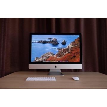 iMac 27, 2017  / i5 3,5ghz / 32gb RAM