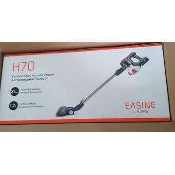 bezprzewodowy odkurzacz ilife h70(wysyłka gratis)