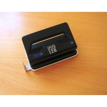 Dziurkacz SAX 128 do 12 kartek stan bdb-