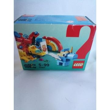 Zestaw LEGO CLASSIC Tęczowa zabawa - 10401