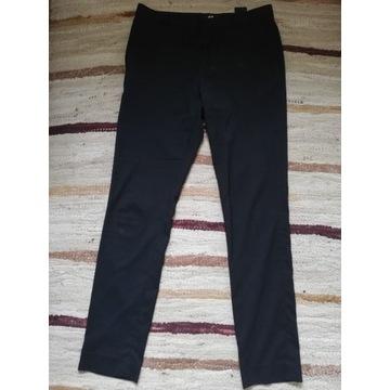 spodnie czarne S męskie / chłopięce