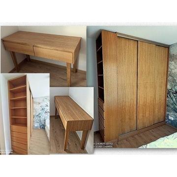 DREWNIANE meble szafy zabudowy zestawy JAKOŚĆ