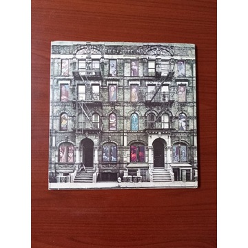"Led Zeppelin ""Physical Graffiti""2 LP.Jap.1wyd."