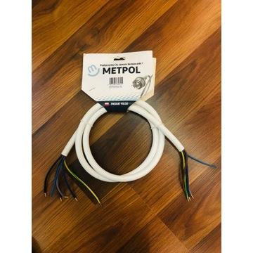 Kabel SPEC Metpol 1,5m do indukcji piekarnika