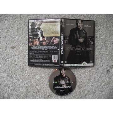 UPROWADZONA, super sensacja (DVD),jak nowa
