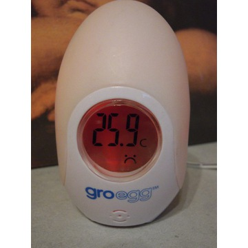 Termometr /lampkaGro-Egg 2892 Gro Company
