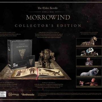 Morrowind Edycja Kolekcjonerska (ESO)