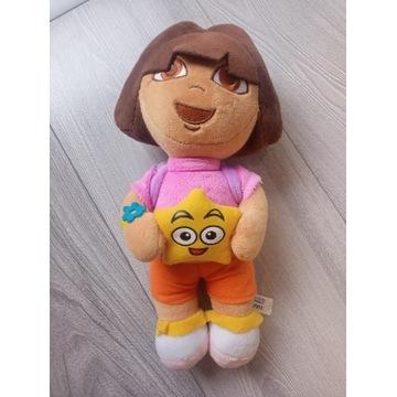 Dora poznaje świat. Pluszowa maskotka, która mówi