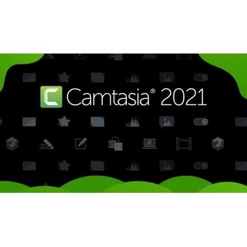 Camtasia Studio 2021 64BIT WIECZYSTA