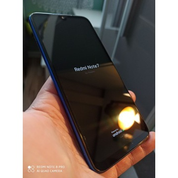Xiaomi Redmi Note 7 Idealny stan GWARANCJA !!!