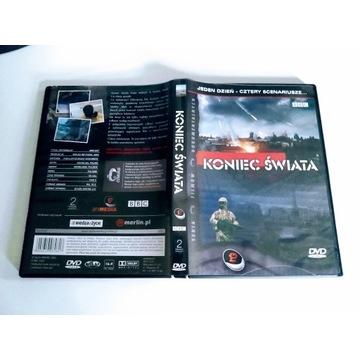 """Koniec Świata"" ( BBC ) - polski lektor ( DVD )"