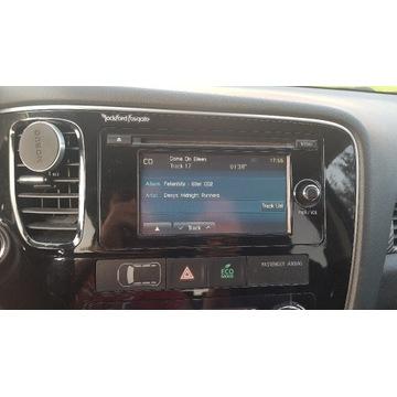 Radio Mitsubishi Outlander III Asx Lancer