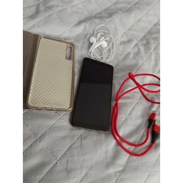 Smartfon SAMSUNG GALAXY A7 2018 ZŁOTY Telefon