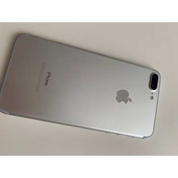 iPhone 7 Plus 32GB Srebrny jak nowy !