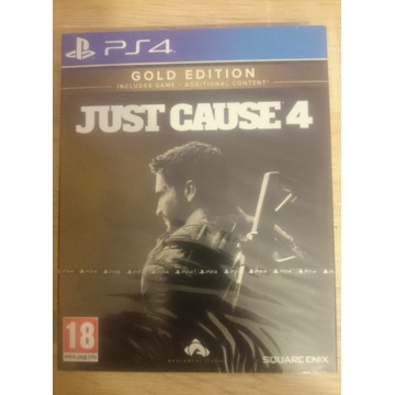 Gra Just Cause 4 - Gold Edition - PS4 - NOWA-FOLIA