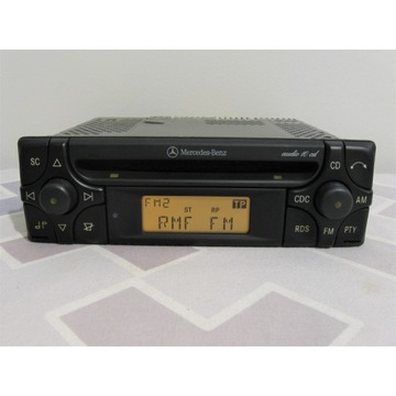 Radio Mercedes Audio 10 CD W202 W210 W140 W124