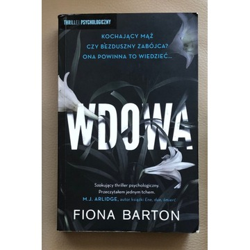 Wdowa Fiona Barton  jak Nowa
