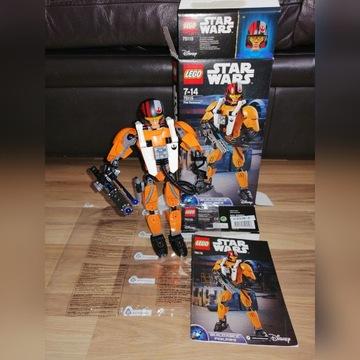 Lego Star Wars 75115 Poe Dameron. OPIS.