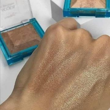 Bronzer/Rozświetlacz do twarzy