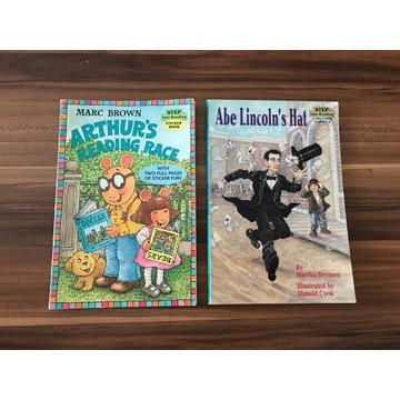English books for children