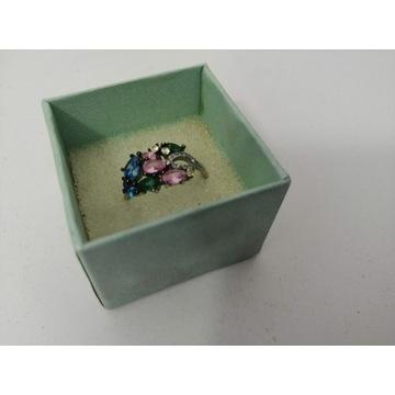 Srebrny pierścionek pr. 925 3,33 gr