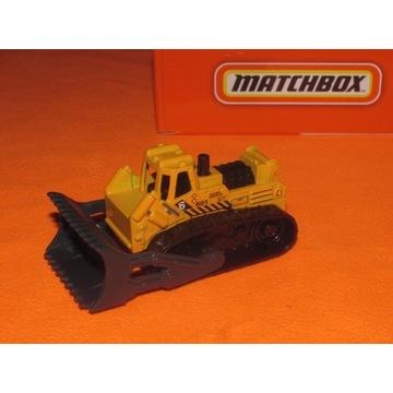 Matchbox Bulldozer MB601 nowy spychacz buldożer