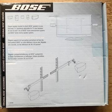 BOSE Uchwyt głośnika Bose do TV z płaskim ekranem