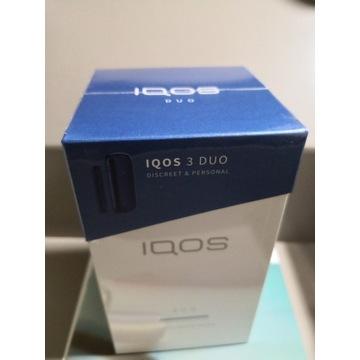 IQOS 3.0 DUO Nowy Gwarancja