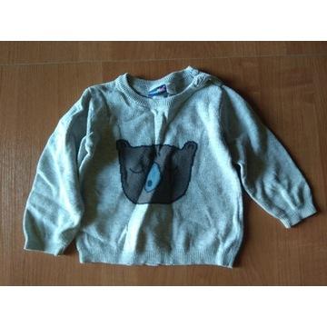 Sweterki dziecięce rozmiar 74-80
