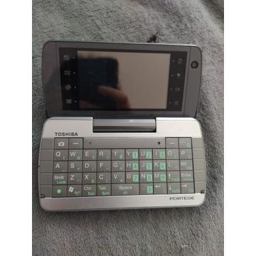 Toshiba G910 telefon komórkowy zabytek