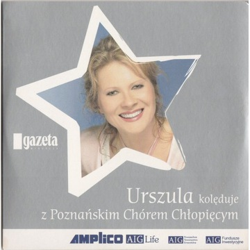Urszula kolęduje z Poznańskim Chórem Chłopięcym CD