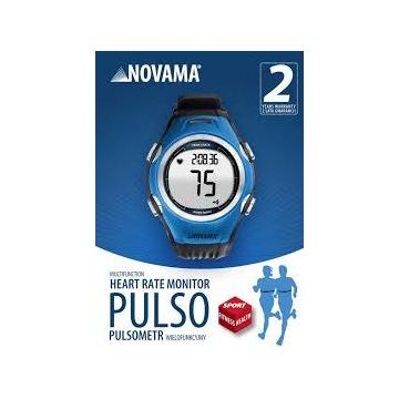 Pulsometr wielofunkcyjny Novama