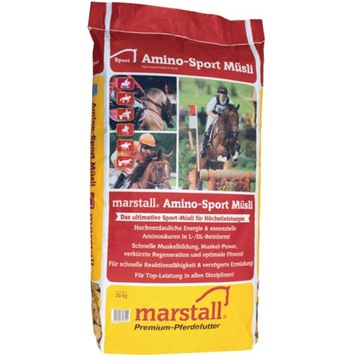 Pasza dla koni MARSTALL Amino Sport Musli