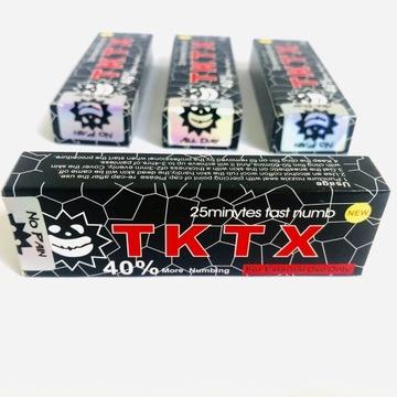 Krem maść TKTX - Lidoxin, tatuaż Mega Cena