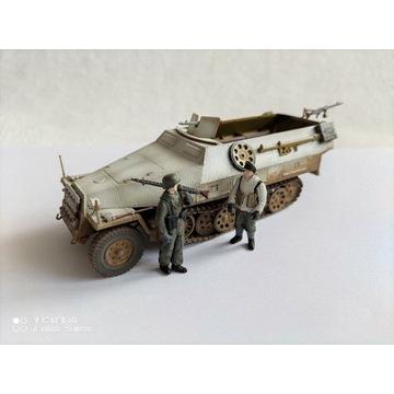 Mtl.SPW.Sd.Kfz.251/1 Ausf 1/48 Tamiya 32564 Gotowy